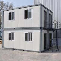 China Container Houses Flat Pack Prefab Container House wholesale