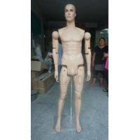 Buy cheap USD180 movable adjustable joints male and female mannequins from wholesalers