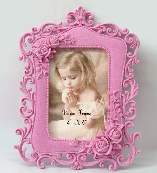 Quality Polyresin photo frame 4x6 Leaves Desktop Glass for sale