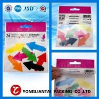 China Polybag with header card packaging,polybag with header wholesale- header bag-1212 wholesale