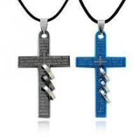 Buy cheap Stainless Steel Mens Cross ,Stainless steel cross pendant,Cheap stainless steel cross pendant from wholesalers
