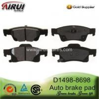China D1498-8698 Rear Brake Pad for 2011 Dodge and Jeep wholesale