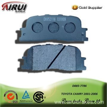 semi metallic car brake pad for toyota camry 2001 2006 of airuibrakes. Black Bedroom Furniture Sets. Home Design Ideas