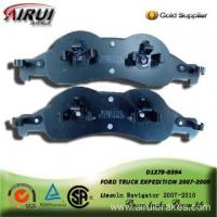 China semi-metallic brake pad for ford expedition 2007-2009 wholesale