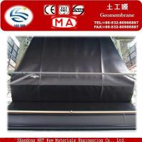 China Waterproofing HDPE Geomembrane (2mm) for Construction wholesale
