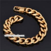 China Stainless Steel Chain Bracelet stainless steel bracelet HB3000 wholesale