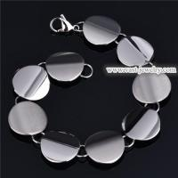China Stainless Steel Chain Bracelet stainless steel bracelet HB3009 wholesale