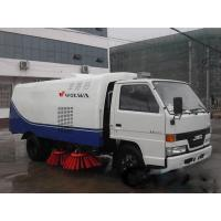 China Municipal Machinery Isuzu Sweeper Truck wholesale