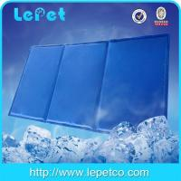 China wholesale supplier dog gel cooling pad cooling mat for pets wholesale