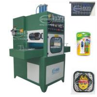 China HR-8000W high frequency fusing machine manually Sliding wholesale