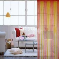 China Fancy hanging polyester string curtain designed wholesale