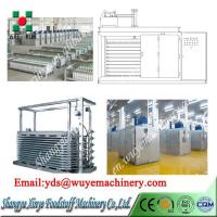 China Contact Plate freezer With Compressor/industrial seafood iqf contact blast plate freezer wholesale