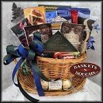 Quality Something Salty Something Sweet Coffee/Tea Gift Basket for sale
