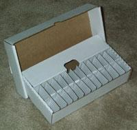 Huffs26 Blades and Clipper Shipping Box (Qty 24)