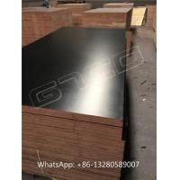 Buy cheap Trade Assurance WBP /MR Glue Film Faced Shuttering Plywood 12mm 18mm for concrete from wholesalers