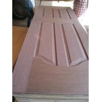 Buy cheap Trade Assurance HDF Moulded Door Skins with natual veneer faced with 3 designs from wholesalers