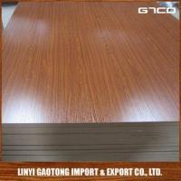 Buy cheap Trade Assurance chipboard texture melamine board particle board from China from wholesalers