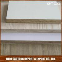 Buy cheap Trade Assurance 12mm 16mm 18mm melamine plywood from wholesalers