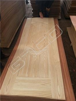 Quality Trade Assurance mdf mahogany veneer skin door for sale
