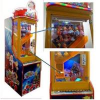 China Merry Christmas fast coin redemption game machine wholesale