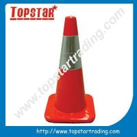 led light traffic cone