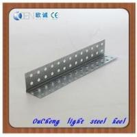 High standard galvalume metal steel angle with Ou-cheng