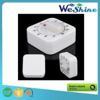 China Kitchen Tools 60 Minute Mechanical Timer with Loud Alarm wholesale