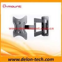 China retractable 360 degree swivel lcd tv wall mount led bracket wholesale
