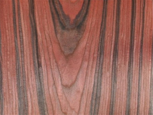 Quality Recomposed Veneer Reccomposed rosewood-M078c veneer for sale