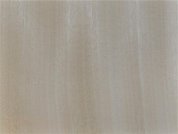 China Natural Wood Veneer Natural White Ivory Veneer