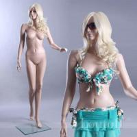 China standing skin color full body sexy realistic real female mannequin wholesale