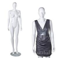 China wholesale egg head fashion design full body female mannequin for display wholesale