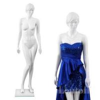 China full body white glossy realistic sexy female mannequins wholesale