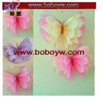China Occasions & Events Wedding Party Birthday Decorations Tissue Paper Pompoms POM Poms wholesale