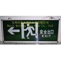 Security EXIT light