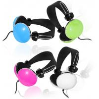 China Best Looking Colorful Headphones,headset mp3 wholesale