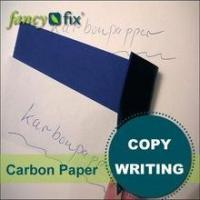 China carbon paper water transfer tattoo paper a4 color copy paper on sale