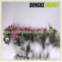 China 3.2mm AR photovoltaic solar glass wholesale