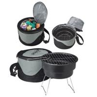 Buy cheap portable bbq with cooler bag BBQ Cooler from wholesalers