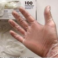 China Cheap Medical Disposable Vinyl Gloves Powdered wholesale