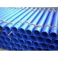 China Guardrail post Plastic spray post wholesale