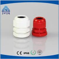 China Waterproof Nylon Cable Gland plastic material IP68 protection level wholesale