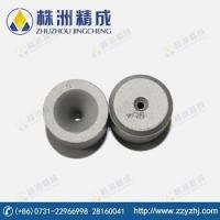 China Zhuzhou factory high purity YG6 Tungsten Carbide Blank Drawing Dies for wires and tubes wholesale