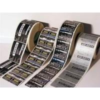 China stickers Stickers Roll for branding wholesale