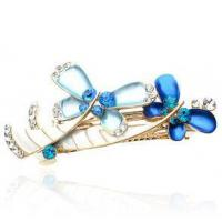 China Hairpin JF011 Double butterfly hairpin on sale