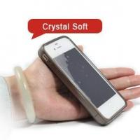 China iP004 Apple iPhone 4S S 4 4G Gel Crystal Soft Case Cover wholesale