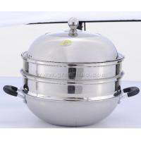 China Five Ply Stainless Steel Steamer GRH-FST-002 Product name:Five ply stainless steel steamer on sale