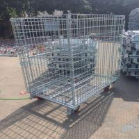 China Steel Box with Wheels wholesale