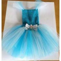China Kangmei factory china wholesale Girls Tutu girls frozen elsa dress wholesale wholesale
