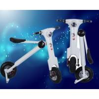 China electric folding scooter for adults AT-185 wholesale